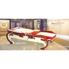 China Jade Thermal Therapy Massage Bed on sale