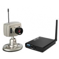 China 2.4G/5.8Ghz Wireless Miniature Camera Kit on sale