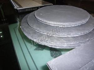 China Dishware Slate Plate-4:cheese plate stone slate on sale