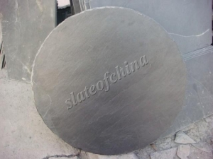 China Dishware Slate Plate-2:Slate plate placemat,tablemat,coaster,cheese boards slate on sale