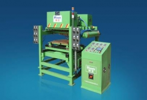 China Multi Points Spot Welding System for Curved Sheet on sale