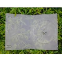 China 14mm DVD Case, Single, Semi-Clear, Matte Finish on sale