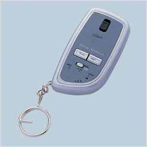 China Key Chain Voice Recorder on sale