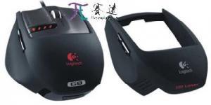 China Logitech amazing laser gaming mouse --G9 on sale