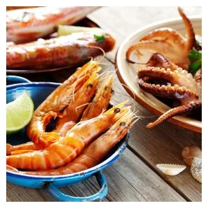 Delicious Nutritious Seafood