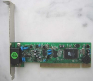 China 3com 1807 56K PCI Modem on sale