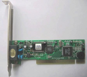 China Lucent 1646 56K PCI Modem on sale