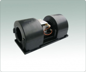 China Brushless motor fan,replace SPAL evaporator blower, 24V DC fan. on sale