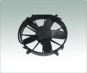 China Blowing airflow,condenser fan, 24V DC Motor fan, replace SPAL FAN on sale