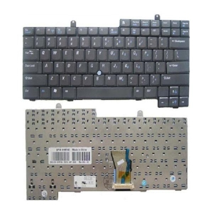China Dell Keyboard LAPTOP LATITUDE D500 D600 D800 1M745 with track point on sale