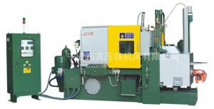 China J213E type 400kN hot chamber die casting machine on sale