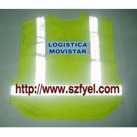 China EL Safety Vest on sale