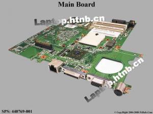 China Compaq Presario V3000 series AU Main Board (Motherboard) on sale