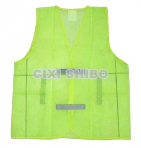 China traffic safety vest on sale
