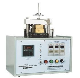 China RJ-500 Thermoplastic Cut-Through Tester on sale