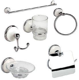 China 6pcs Bathroom accessory set on sale
