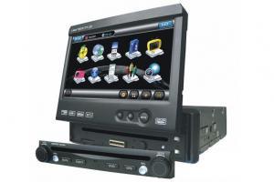 China Digital TFT LCD Car DVD Player GPS on sale