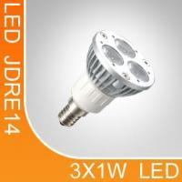 JDR E14 3X1W LED High Power LED Spotlight