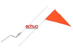 China Fiberglass Training Flag on sale