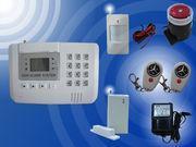 China Intelligent GSM Alarm System on sale
