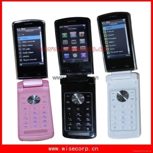 China K608 Rotating TV Quad Band Mobile Phone on sale