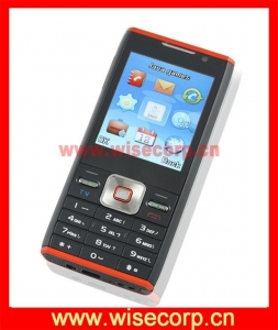 China A388 Low Cost TV Mobile Phone Quad Band on sale