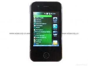 China W99+ iphone 3G wifi windows 6.1 mobile phone on sale