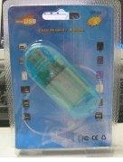 China USB Flash Drive SD/MMC/MS/XD Card Reader on sale