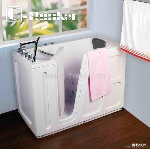 China walk-in Bathtub Walkin Bathtub:WB-101R/L on sale