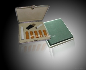 China electronic cigarette metal case ES512 on sale