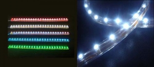 China ProductClear Waterproof Flexible LED Strip (Clear Ruber Encased) on sale