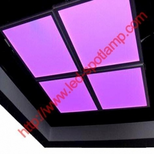 China RGB Color Changing LED Light Panel 300X1200mm on sale