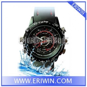 China waterproof camera watches Product Model:ZX-WD10 on sale