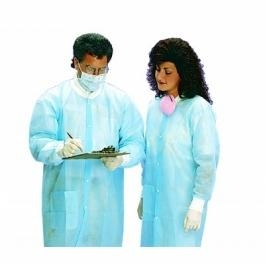 China Disposable Lab Coats on sale