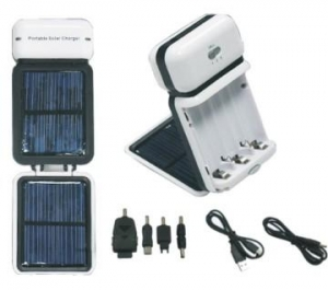 China Solar charger PS-C002 supplier