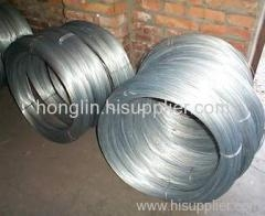 China Hot dipped galvaznied steel wire on sale