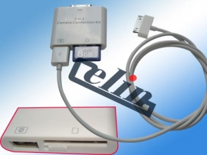 China iPad Camera Connection Kit Item: GL-AD001 on sale