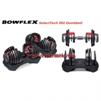Gym 2010 New Bowflex Selecttech 552 Dumbbell Model:KM015