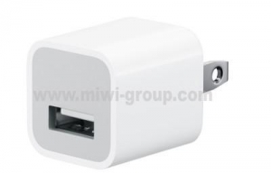 China Solar Charger Apple USB Power Adapter on sale