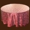 China damask jacquard table cloth on sale