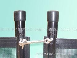 China Removable Mesh Pool Fence on sale