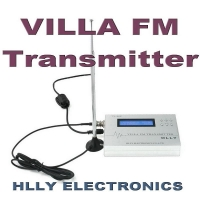 China TOP Grade 0.5W VILLA FM TRANSMITTER + Antenna + Power on sale