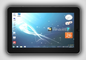 China 10Inch IntelN455,Win7 OS ,Portable tablet PC on sale