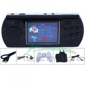 China 32 bit Handheld game console on sale