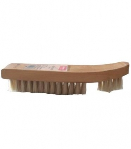 China Advanced hair brush wood(Pure pig bristles) on sale