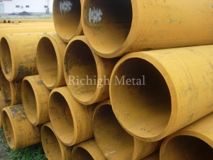China Steel Pipes ERW Pipe on sale