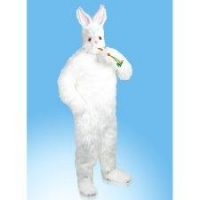 China Bunny Mascot Funny Bunny Easter Costume on sale