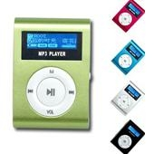 China Screen MP3 Player(low price MP3 manufacture) on sale