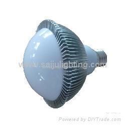 China 5X1W PAR20 LED bulb on sale