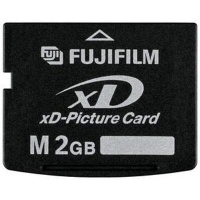 View More Info Fujifilm XD card